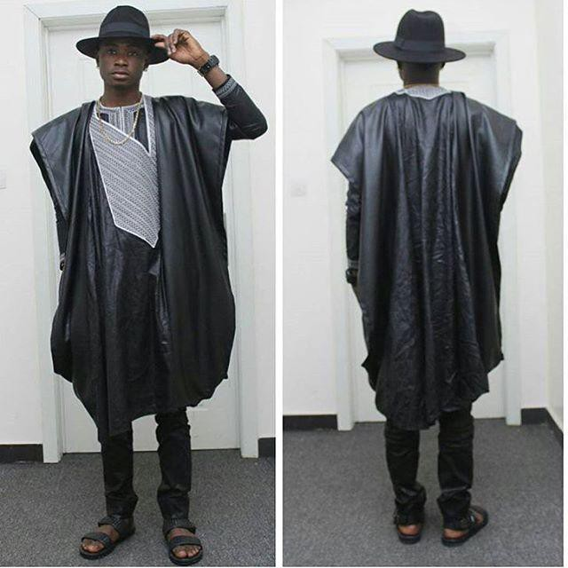 black-agbada-designs-for-men-trendy-styles-2