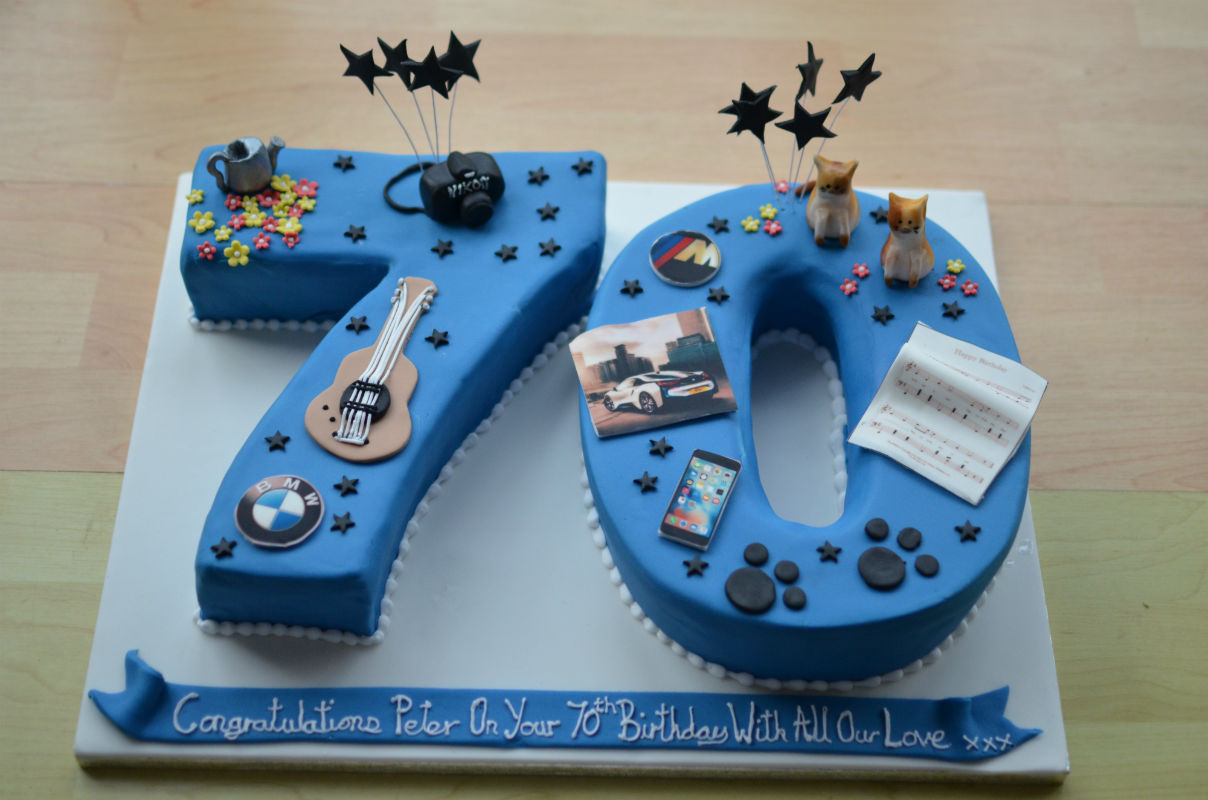 Creative Birthday Cake Ideas For Men Of All Ages