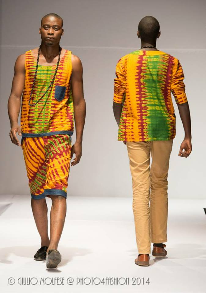 Latest Kampala Styles For Men