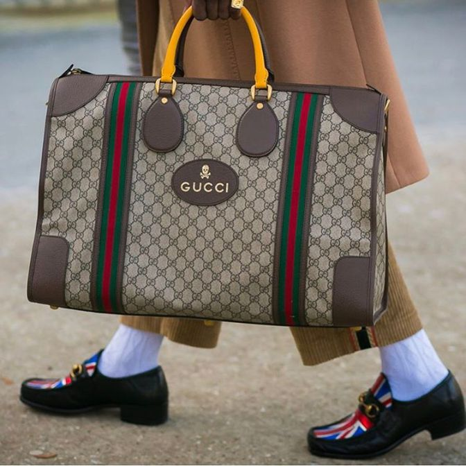 Gucci Monogram Men's bag