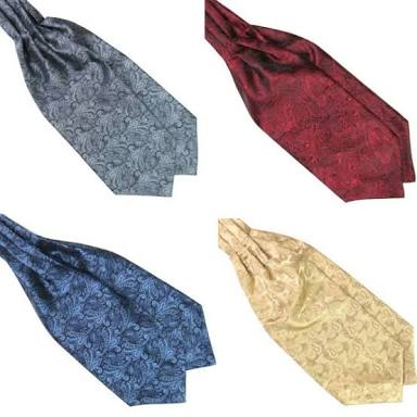 Male Neckties and how to rock them Cravat necktie