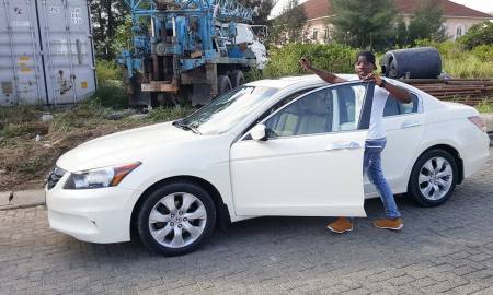 Top 10 Most Common Cars in Nigeria