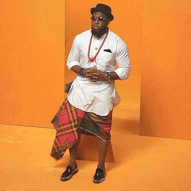 Top Niger Delta Native Menswear