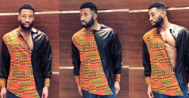 dashiki sweats