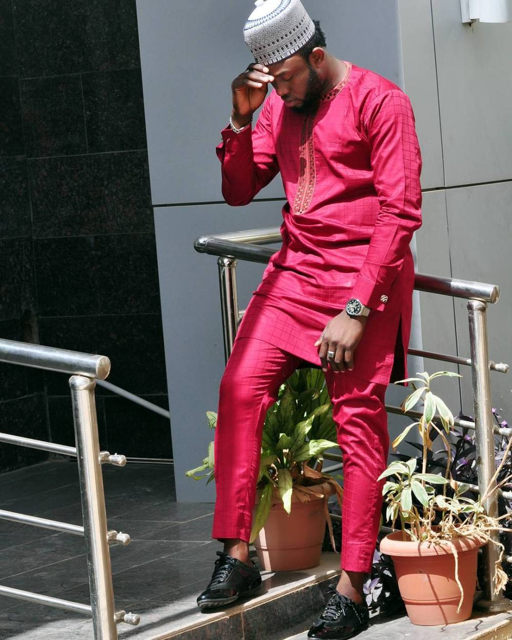 Arewa Atamfa Styles for Hausa Male Fashion (1)