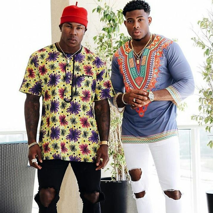 igbo men wearing native wears