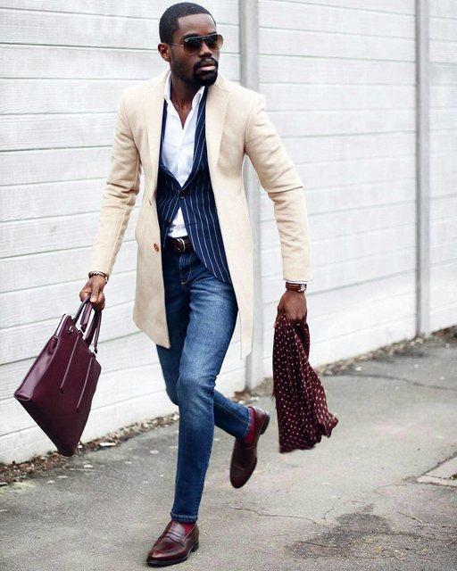 Men's Bag: Cute Bag Trends For Stylish Men - The Lagos Stylist