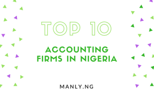 TOP 10 ACCOUNTING FIRMS IN NIGERIA