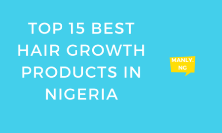Top 15 Best Hair Growth Products in Nigeria