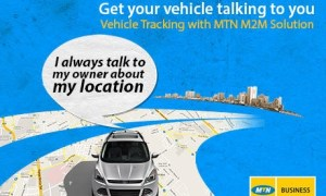 MTN CAR TRACKING IN NIGERIA