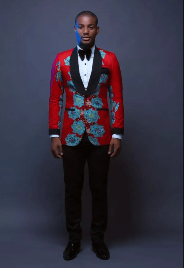 extravagant wedding suit for men