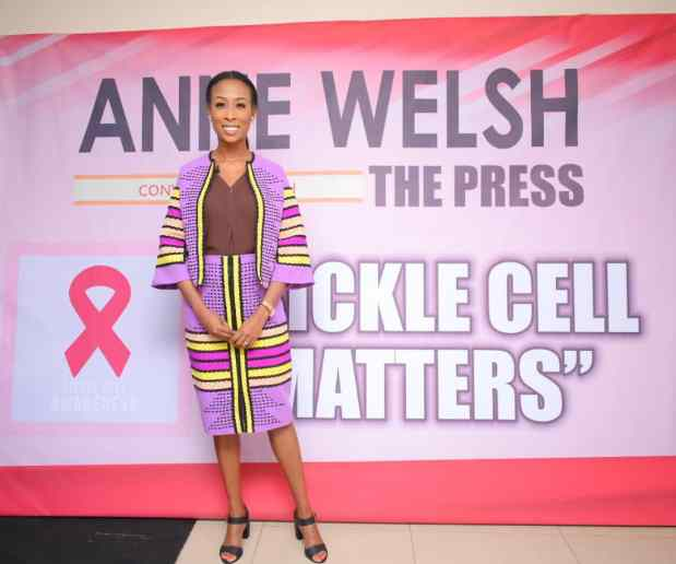 """People with Sickle Cell Can Achieve "" Anne Welsh Talks on Government's Role & Her Upcoming Book"