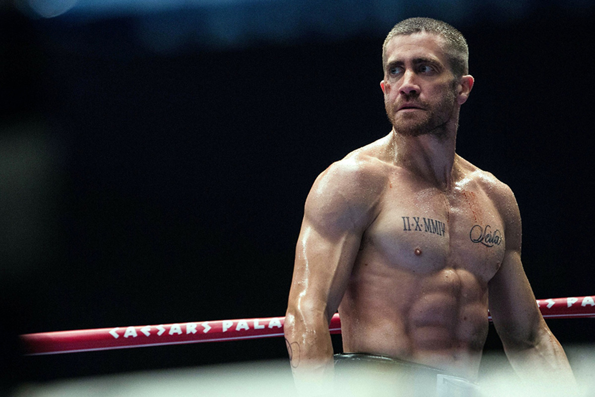 "How Jake Gyllenhaal got so ripped for ""Southpaw"""