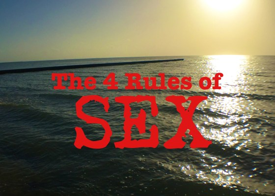 The 4 Rules of SEX - Discipline of Purity - Men Of Destiny