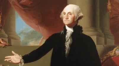 No Restraining it - George Washington