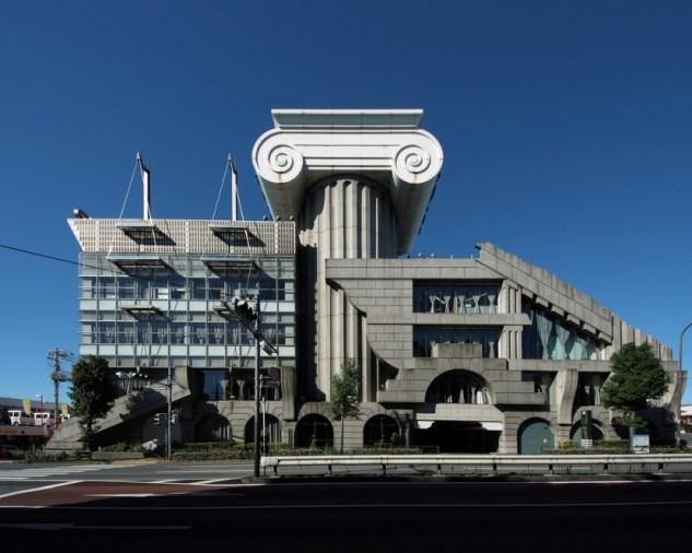 postmodern tokyo