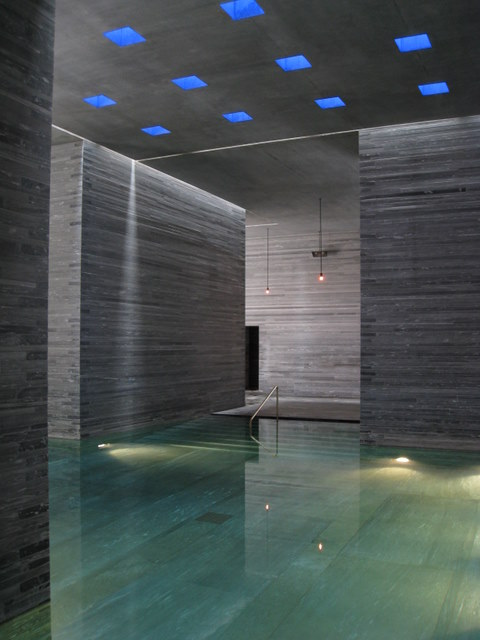 Therme Vals Man Make Home