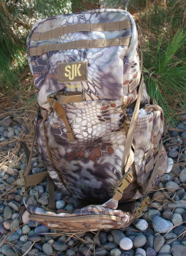 slumberjack backpack