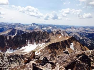 top of mount cramer