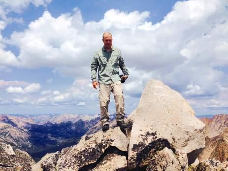 summit mount cramer peak