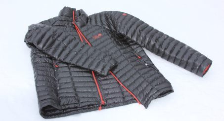 ghost whisperer down jacket review