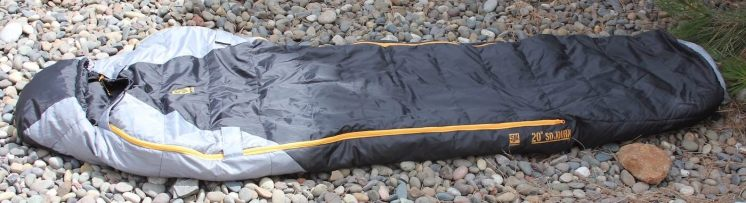 sjk sojourn down sleeping bag review