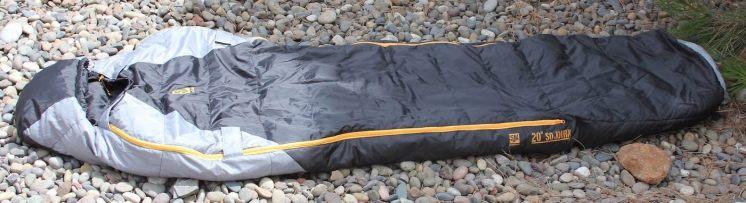 sjk sojourn down sleeping bag review