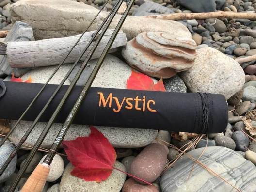 review mystic reaper fly rod