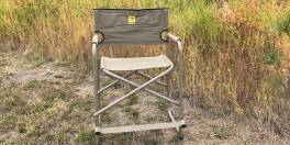 slumberjack big tall steel chair review