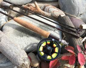 echo carbon xl fly rod ion reel