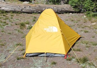 north face stormbreak tent review fly