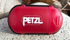 This photo shows the Petzl e+LITE Headlamp case.