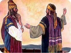 3. Thah khit ding thu Daniel in a theih ciangin, kumpipa kiangah bang ngen a, alawmte kiangah bang gen hiam?