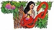 La primera mentira del diablo expresada a Eva fue