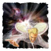 Lucifer's discontent became open rebellion against God. One-third of heaven's angels joined him in an attempt to overthrow God. As a result, Lucifer and his followers were cast out of heaven.