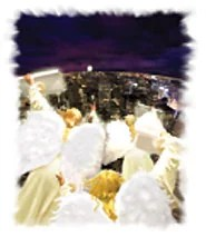 God's remnant must be preaching the three angels' messages worldwide.