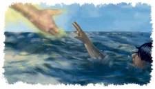 ¿Siente como que se ahoga en el pecado? Jesús lo rescatará inmediatamente si usted se lo pide.