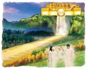10. When reunited with loved ones in heaven, will the saved know each other?