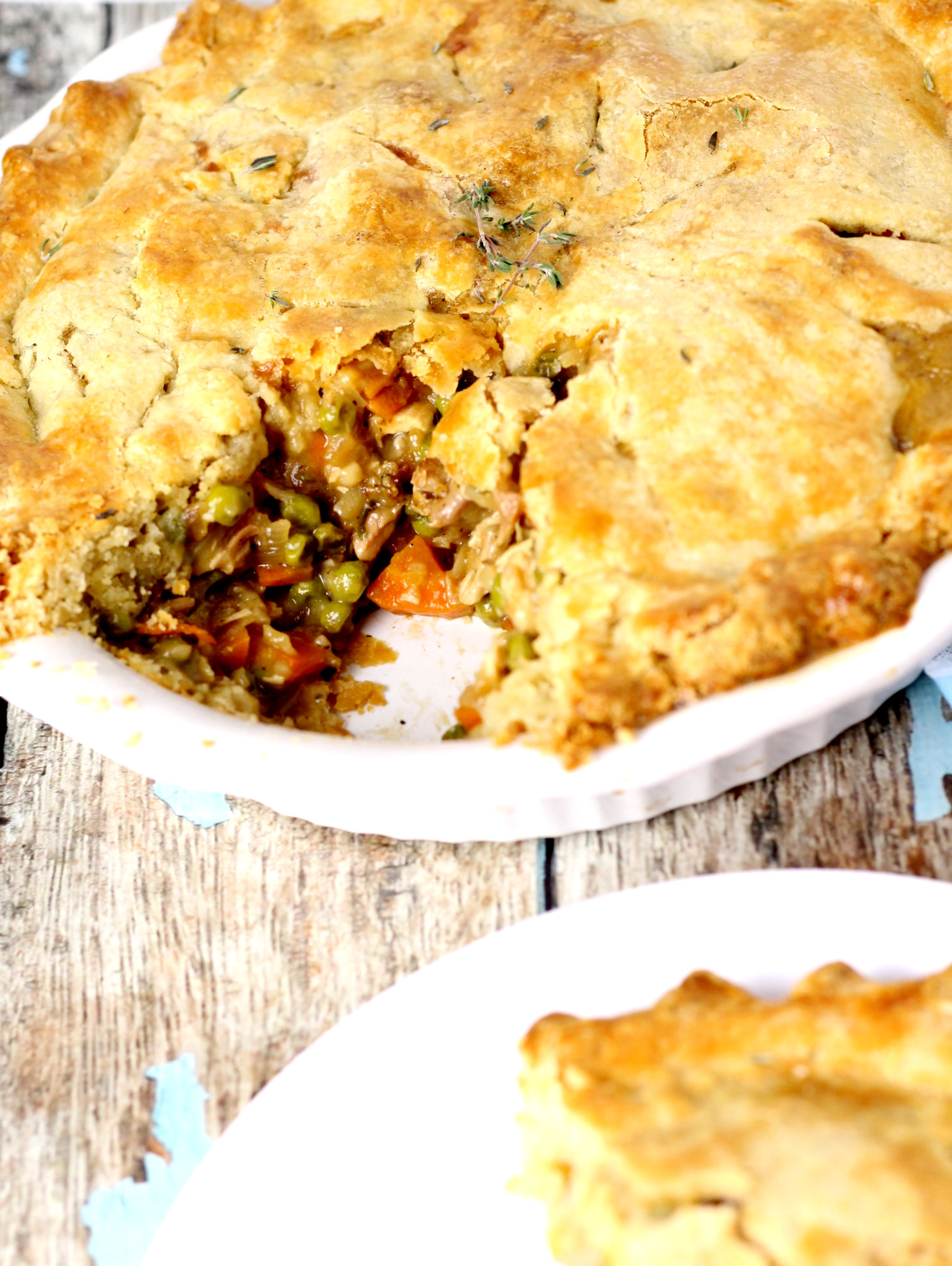 turkey pot pie 9www.mannaandspice.com