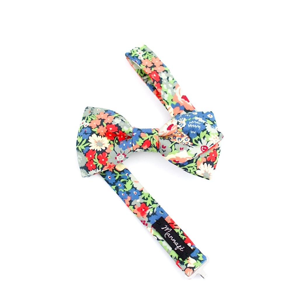 Noeud papillon Liberty Thorpe multicolore