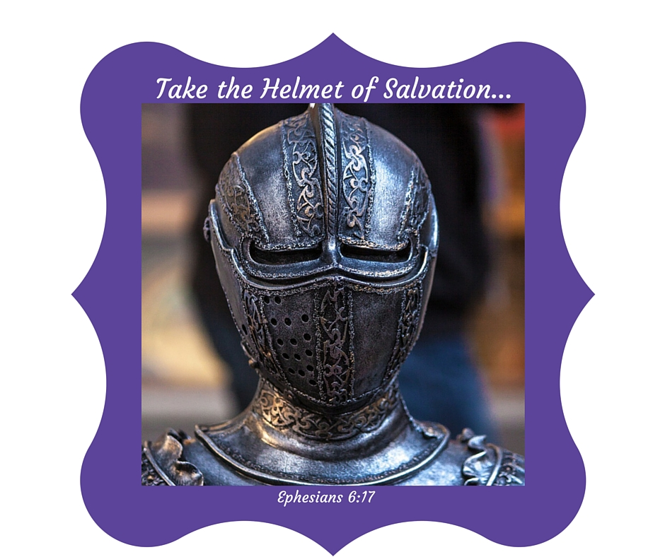 the helmet of salvation