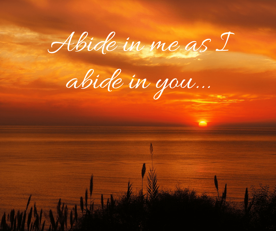 abide in Jesus