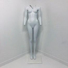 Female Ghost Mannequin