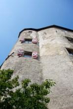 Big Burg Plankenstein, Austria