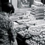 Eggs @ a market stall