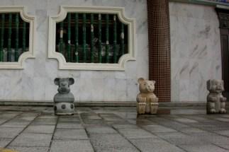 Minnie Mouse @ Kek Lok Si Temple