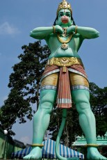 Mint statue, Batu Caves