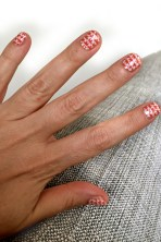 'Elephanty' manicure