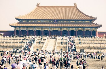 Tiananmen Square & Forbidden Palace