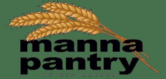 Manna Pantry of Big Rapids logo